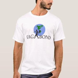 Camiseta T do vagabundo