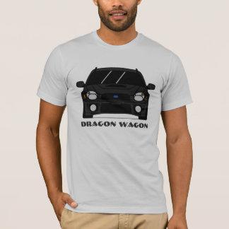 Camiseta T do vagão dos esportes