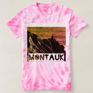 Camiseta T do verão de New York do montauk