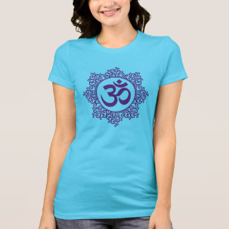 Camiseta T do verão do OM Ganesh