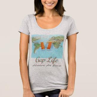 Camiseta T do viagem da graduação dos estudantes da