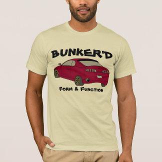 """Camiseta T do vocabulário de """"Bunker'd"""" do Cookout de JDM"""