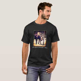 Camiseta T dos alces da fotografia de Rachel Catherine