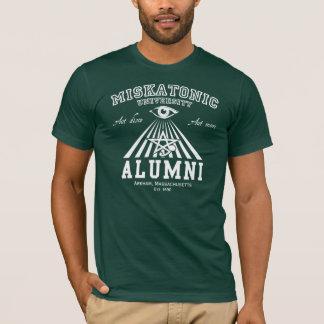 Camiseta T dos ALUNOS da universidade de Miskatonic