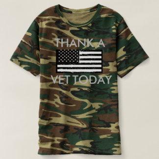 Camiseta T dos EUA da caridade