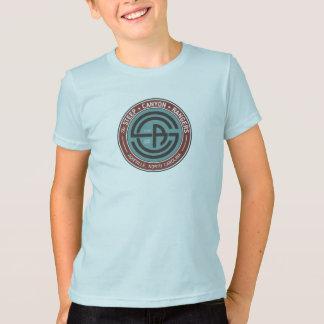 Camiseta T dos meninos do SCR