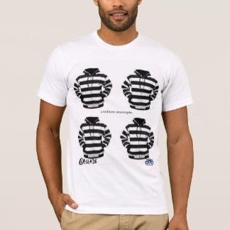 Camiseta T dos trabalhos de arte de ABC do @BSLADE™