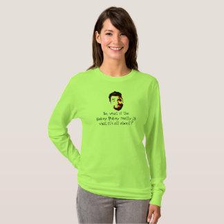 Camiseta T engraçado de Hokey Pokeyf