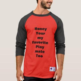 Camiseta T engraçado para o noivo