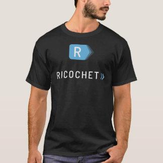 Camiseta T escuro básico do Ricochet 3,0