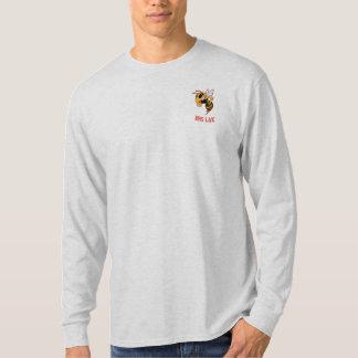 Camiseta T essencial de L/S BHS Laxbro