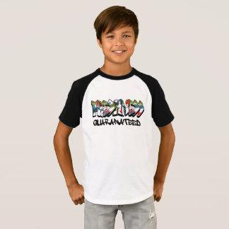 Camiseta T garantido frescor