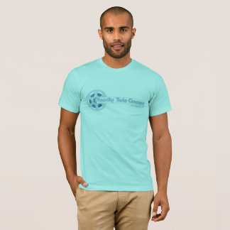 Camiseta T gêmeo do cinema do time do colégio (Baton Rouge)