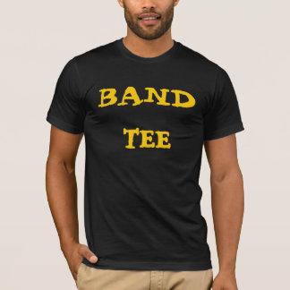 Camiseta T genérico da banda