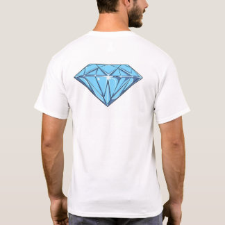 Camiseta T global do verão dos homens