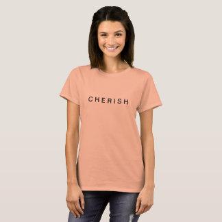 "Camiseta T gráfico ""C H E R MIM S H """