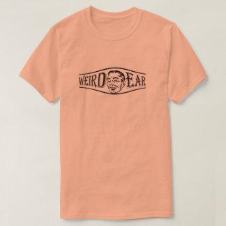 Camiseta T gráfico retro do anos 50