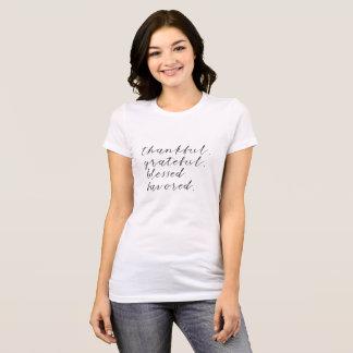 Camiseta T grato