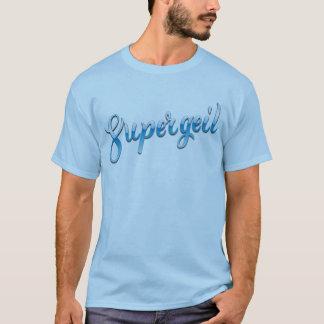 Camiseta T impressionante do calão da alemanha alemão de