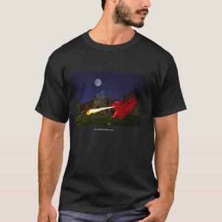 Camiseta T impresso chihuahua deRespiração