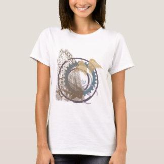 Camiseta T Infernal dos dispositivos