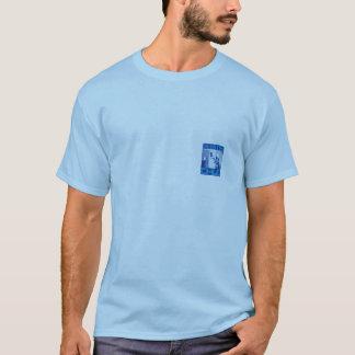 Camiseta T infinito do logotipo do Chug