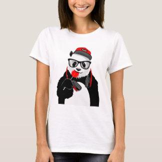 Camiseta T legal da panda