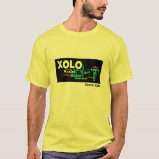 Camiseta T legal de Xolo Wordcloud!