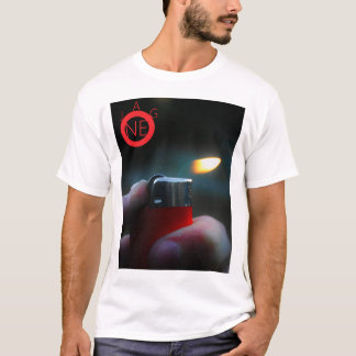 Camiseta T mais claro