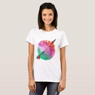 Camiseta T mau da seta de Pixxel Boho
