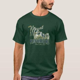 Camiseta T memorável nacional PS7071 do Mt Rushmore