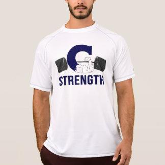 Camiseta T novo do desempenho do equilíbrio da G-Força