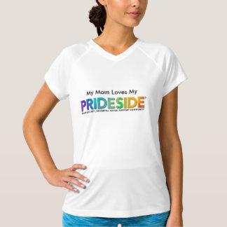 Camiseta T novo do equilíbrio de PRIDESIDE®