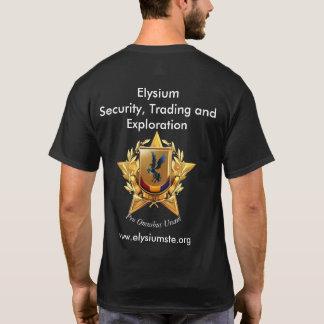 Camiseta T oficial do STE do Elysium