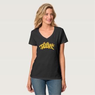 Camiseta T oficial dos grafites da desgraça de Thulsa
