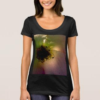 Camiseta T original do blac da arte