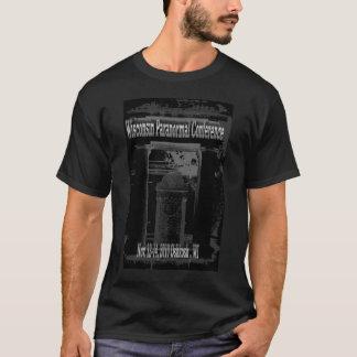 Camiseta T Paranormal da conferência de Wisconsin
