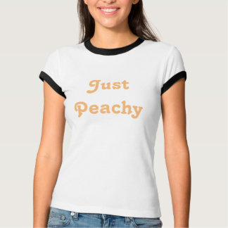 Camiseta T Peachy