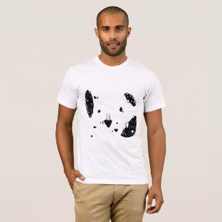 Camiseta T pequeno de Buddha