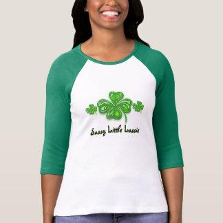 Camiseta T pequeno Sassy do Lassie