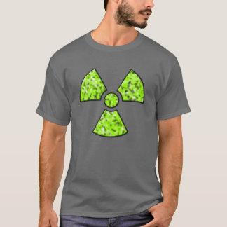 Camiseta T radioativo
