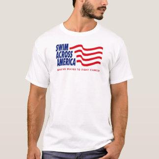 Camiseta T resistido SAA - senhoras - personalizado