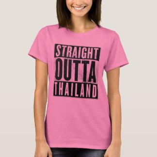 Camiseta T reto do gráfico de Outta Tailândia