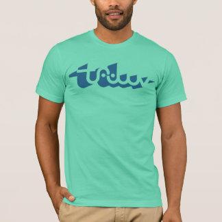 Camiseta T retro