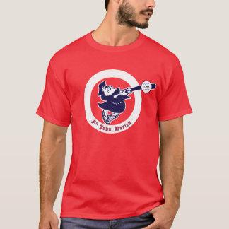 Camiseta T retro de St John - homens