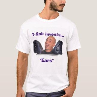 Camiseta T-Rok inventa… as orelhas
