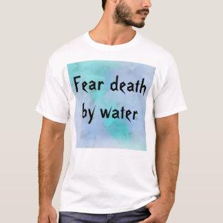 Camiseta T.S. T apocalíptico de Eliot