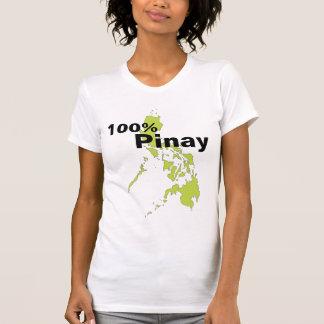 Camiseta T-shirt 100% de Pinay