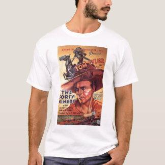 Camiseta T-shirt 1932 do cartaz cinematográfico do vintage