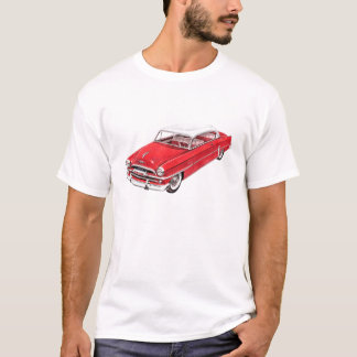 Camiseta T-shirt 1954 clássico do carro de Plymouth